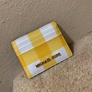 Michael Kors MK Women LG Card Holder NWT